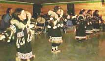 Holman Traditional Dancers